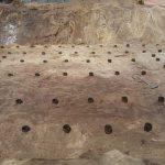 High Rise screw pilings - Mascot Pullman Hotel 2