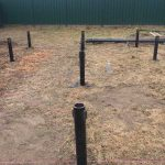 residential screw pilings - Oxley Park